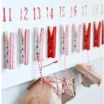 Calendario de Adviento.