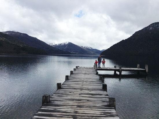 lagos argentina