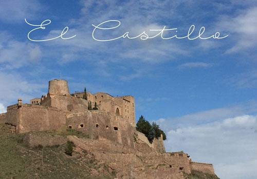Castillo Medieval Cardona