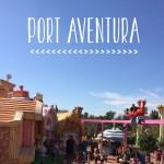 Vacaciones en familia, Port Aventura