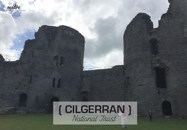 CILGERRAN. Gales