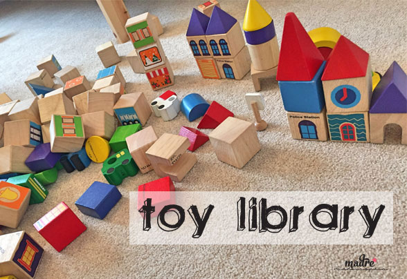 alquiler de juguetes