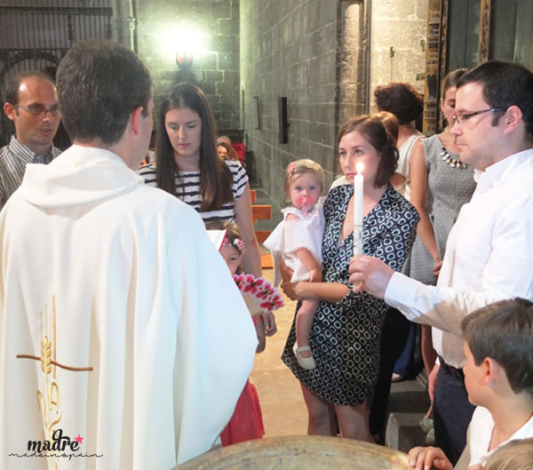 bautizo de Ximena en Valencia