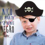 Nico «El Pirata» y su diente negro