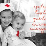 ¿sabrían tus hijos qué hacer en caso de emergencia?