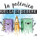 La polémica huelga de deberes en España