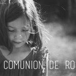 Organizar la comunión de Rocío. MODO ON
